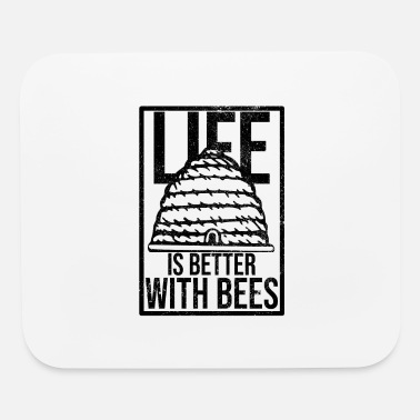 Bees Bees Bee - Mouse Pad