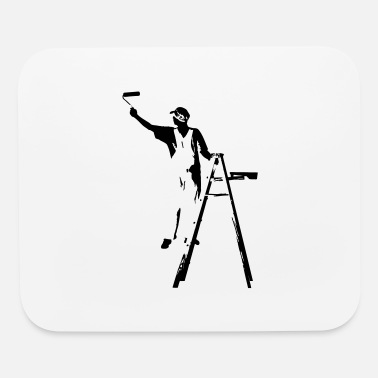 Painter painter - Mouse Pad