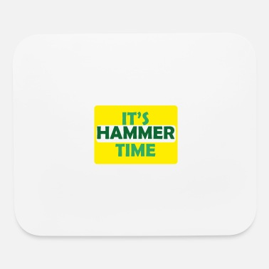 Hammer Blacksmith Hammer Time - Mouse Pad