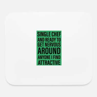 Love Single Chef Cook Gift - Mouse Pad