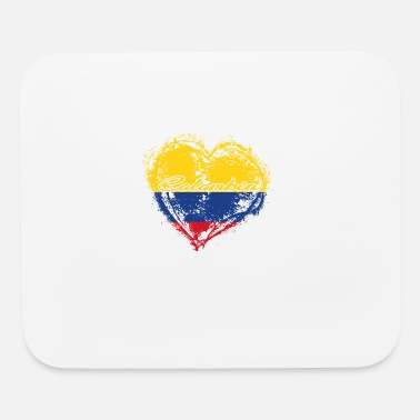 Colombia Roots HOME ROOTS COUNTRY GIFT LOVE Colombia - Mouse Pad