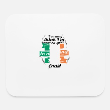 Enni URLAUB irland ROOTS TRAVEL I M IN Ireland Ennis - Mouse Pad