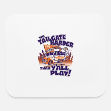 Tailgate tailgate - Mouse Pad