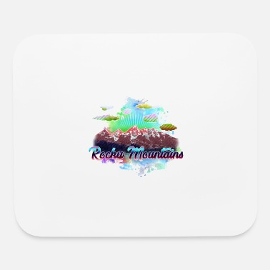 Rocky Mountains rocky mountains 3 j - Mouse Pad