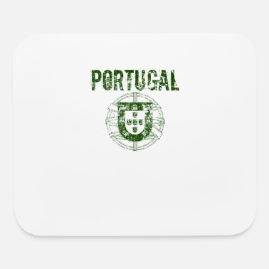 2016 Portugal distressed-portugal - Mouse Pad