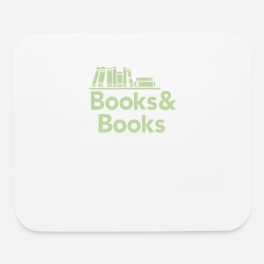 Book Books and books - Mouse Pad