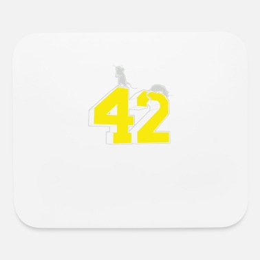 Forties Forty two - Mouse Pad