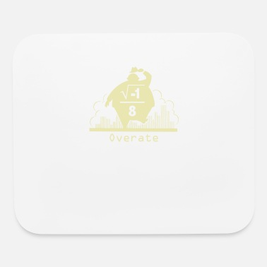 Over Overate - Mouse Pad