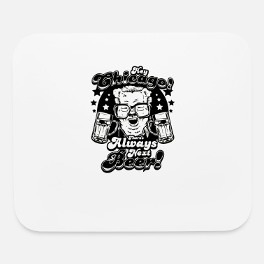 Hairy Hairy Caray - Mouse Pad