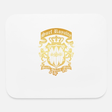 Shack Surf shack baby - Mouse Pad