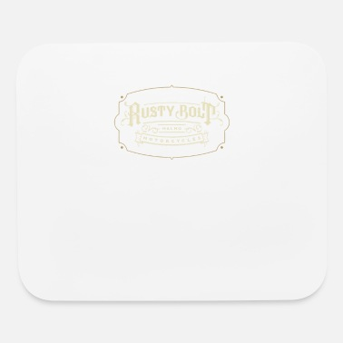 Rusty Rusty bolt - Mouse Pad