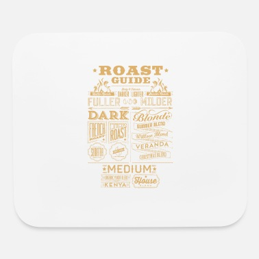 Roast Roast guide - Mouse Pad