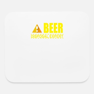Beer Drinking Beer Drinking - Mouse Pad