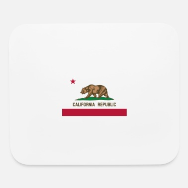 California Republic Flag California Republic Flag - Mouse Pad