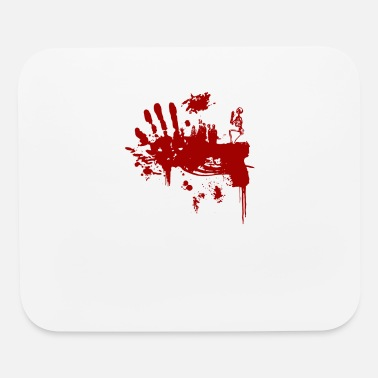 Bloody Bloody Guns - Mouse Pad