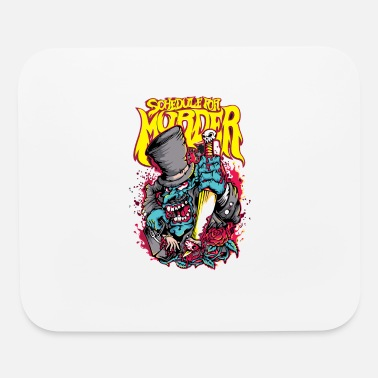 Murder Murder - Mouse Pad