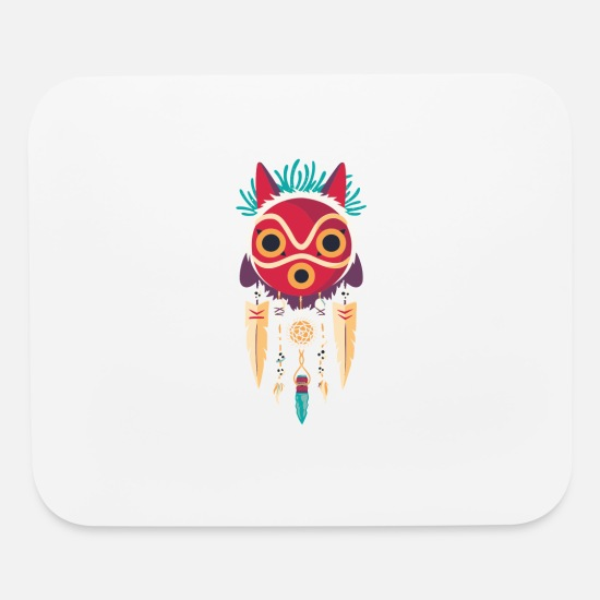 Spirit Mouse Pads - Spirit Catcher - Mouse Pad white