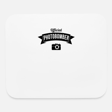 Official Person Official Photobomber - Mouse Pad