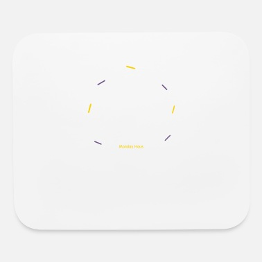 Throw Throw Donuts - Mouse Pad