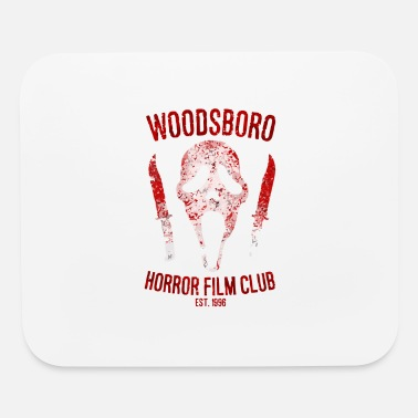 Horror Film Woodsboro Horror Film Club - Mouse Pad