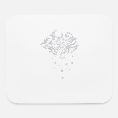Watcher Celestial Watcher - Mouse Pad