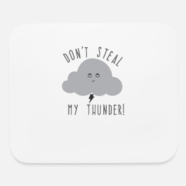 Request A Cloudy Request - Mouse Pad
