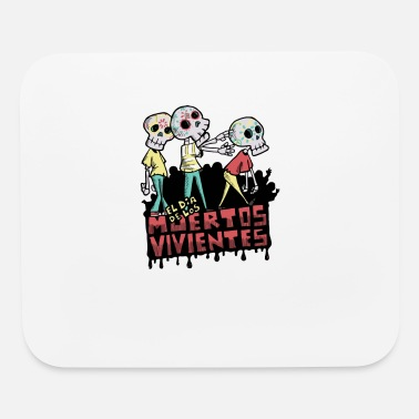 Undead Day of the Undead - Mouse Pad