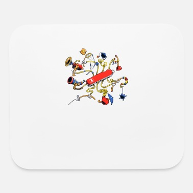 Swiss Dr Swiss - Mouse Pad