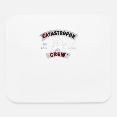 Catastrophy CATastrophy Crew - Mouse Pad