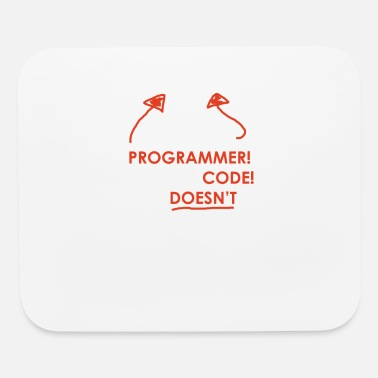 Programmer Programmer - Mouse Pad