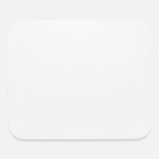 Movie Mouse Pads - Dont Care - Mouse Pad white
