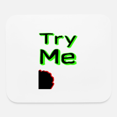 Date try me - Mouse Pad
