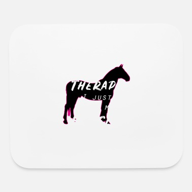 Lipizzan Horse Horses Riding Therapy Horseback Ride Gift - Mouse Pad