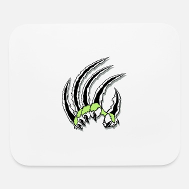 Claw Claws - Mouse Pad