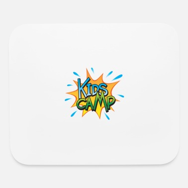 Ground Camping ground - Mouse Pad