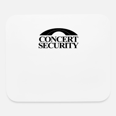 Concert Concert Security - Mouse Pad