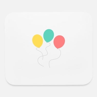 Balloon A balloon, two balloons, three balloons! - Mouse Pad