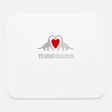 Tacher teachersaurus - Mouse Pad