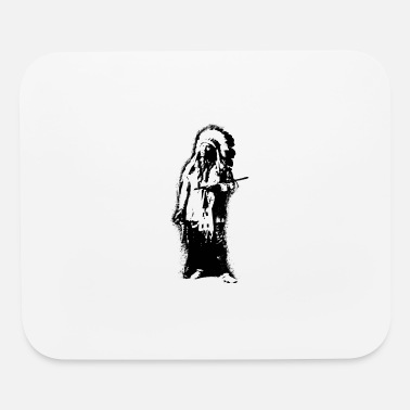 Lakota Chief American Horse Lakota Sioux Native American - Mouse Pad