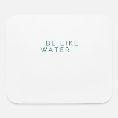 Taoism Be Like Water Martial Arts Taoism Kung Fu Wu Wei - Mouse Pad