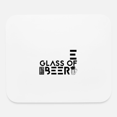 I Need a Huge Glass of Beer Drinking IPA Lover - Mouse Pad