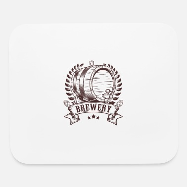 Brewery Beer Brewery - Mouse Pad