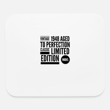 Vintage 1948 Vintage 1948 Aged To Perfection - Mouse Pad