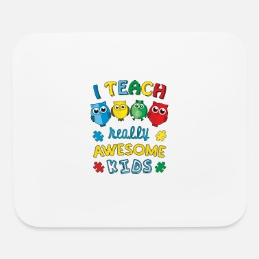 Autism Awareness Autism Teacher Autism Awareness - Mouse Pad
