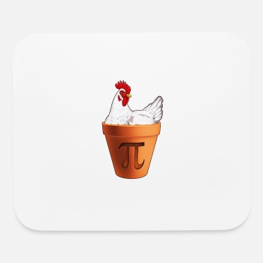 Pi Chicken Pot PI - Mouse Pad