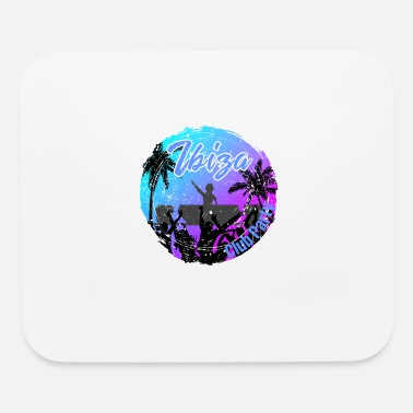 Bachelorette Ibiza Club Party - Mouse Pad