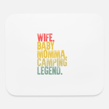 Best Mother Women Funny Gift T Shirt Wife Baby - Mouse Pad
