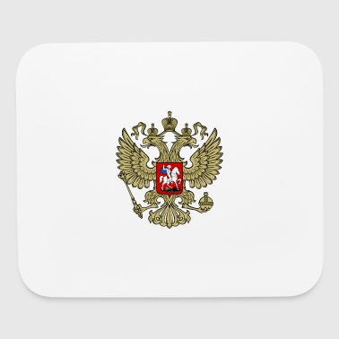 Russian Double Headed Eagle - Mouse pad Horizontal