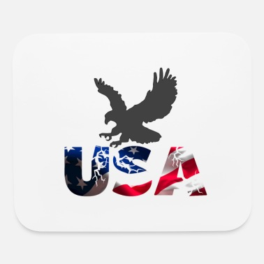 USA - Eagle - Mouse Pad