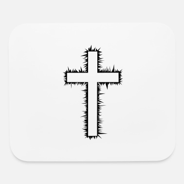 cross21 - Mouse Pad